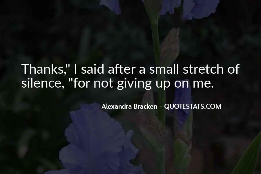 Alexandra Bracken Quotes #285125