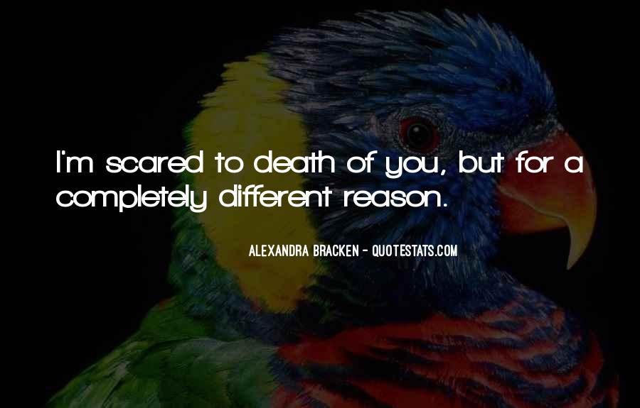 Alexandra Bracken Quotes #382613