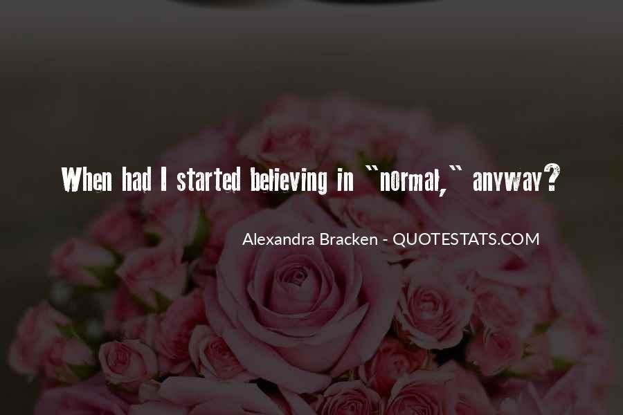 Alexandra Bracken Quotes #424895