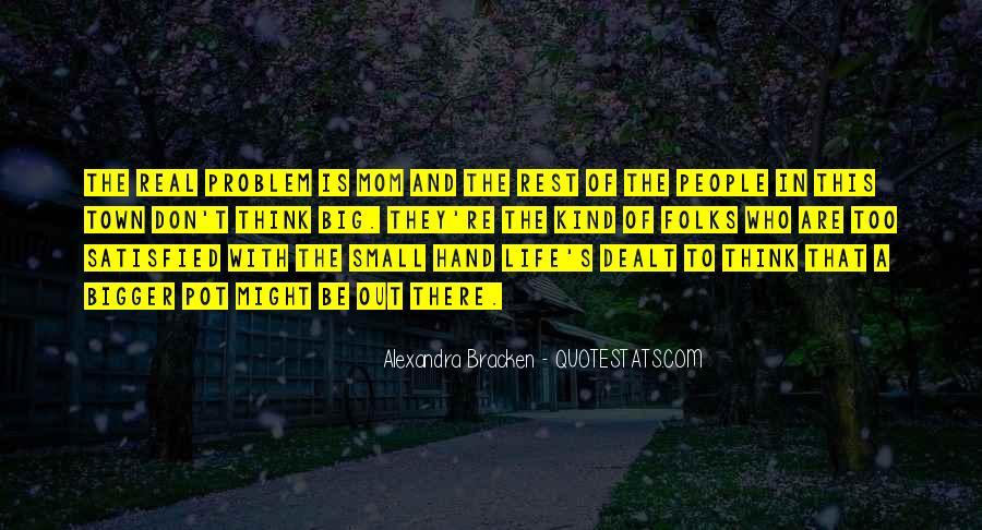 Alexandra Bracken Quotes #438638