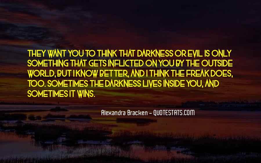 Alexandra Bracken Quotes #504836
