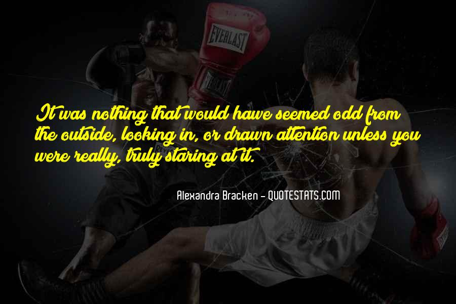 Alexandra Bracken Quotes #507768