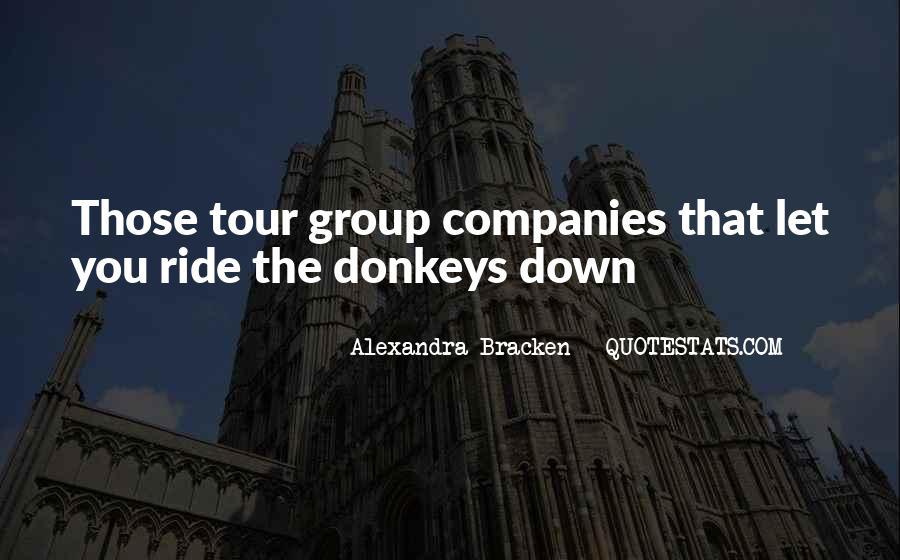 Alexandra Bracken Quotes #634941