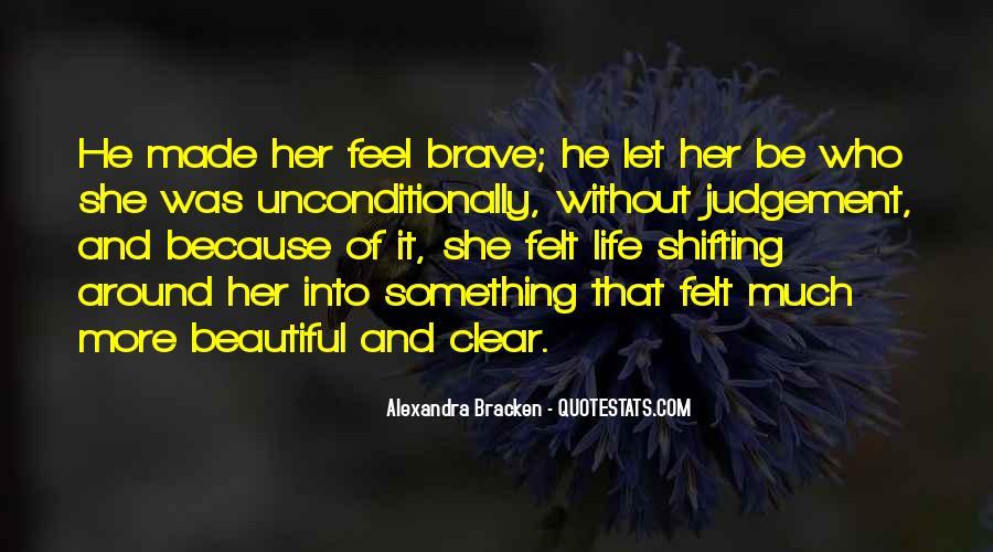 Alexandra Bracken Quotes #659796