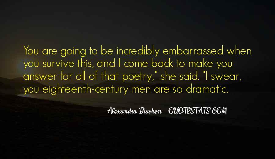 Alexandra Bracken Quotes #727408
