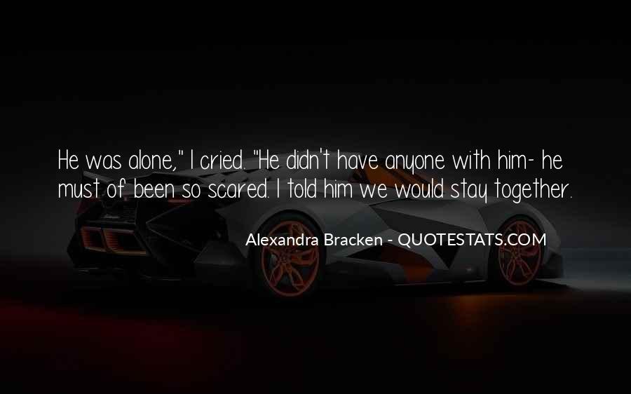 Alexandra Bracken Quotes #789009