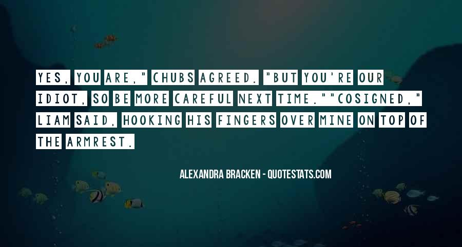 Alexandra Bracken Quotes #794227