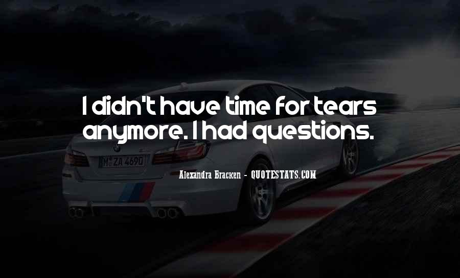 Alexandra Bracken Quotes #896323