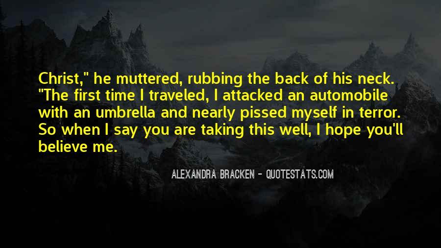 Alexandra Bracken Quotes #914520