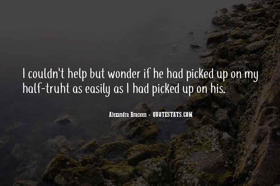 Alexandra Bracken Quotes #97545
