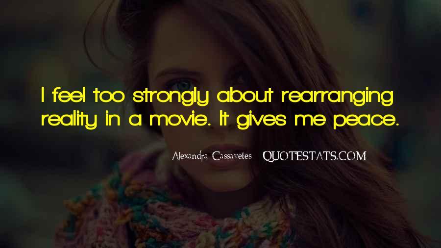 Alexandra Cassavetes Quotes #293352