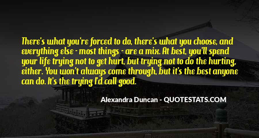 Alexandra Duncan Quotes #454947