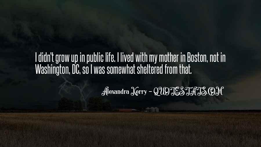 Alexandra Kerry Quotes #1343328