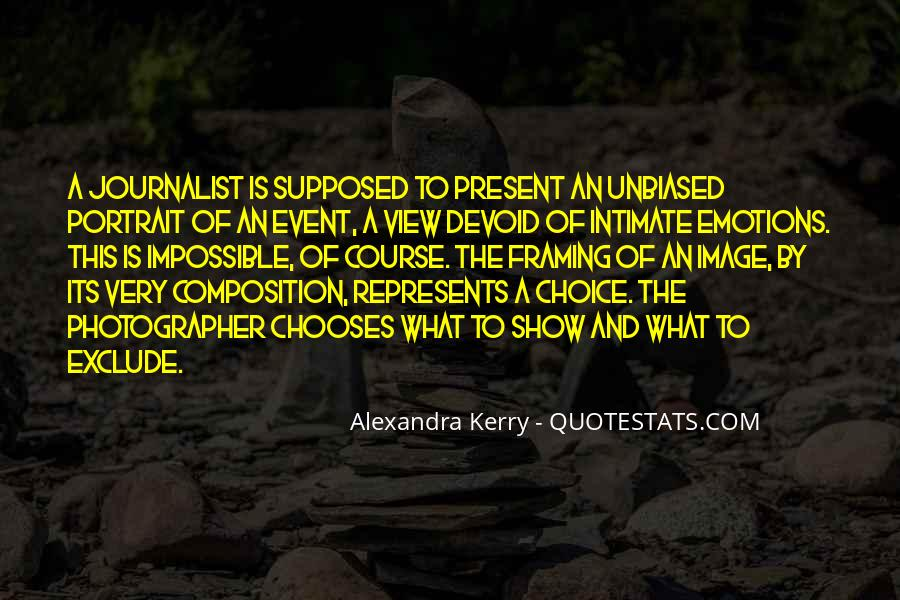 Alexandra Kerry Quotes #1536341