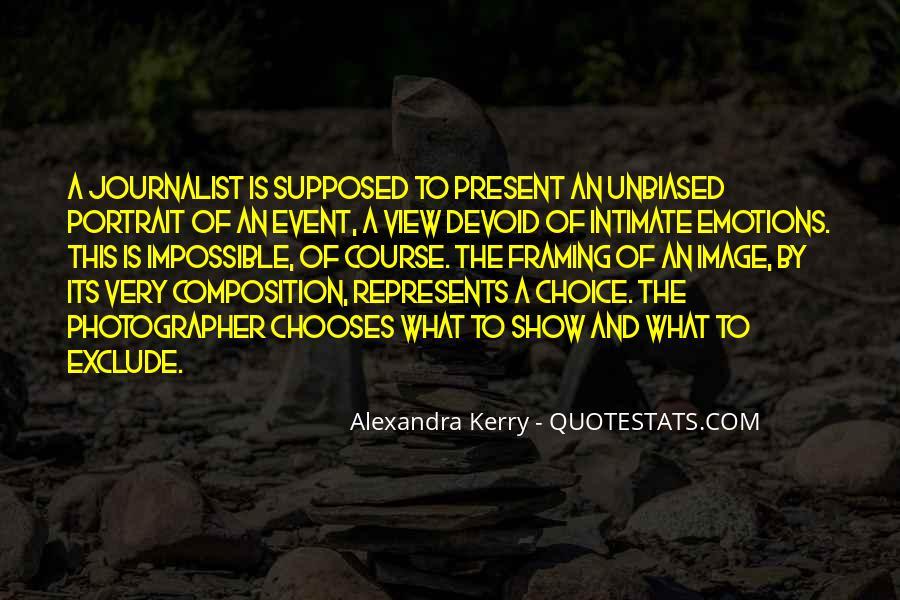 Alexandra Kerry Quotes #1536341