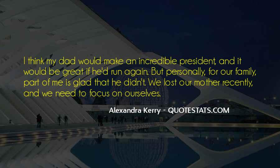 Alexandra Kerry Quotes #1608709