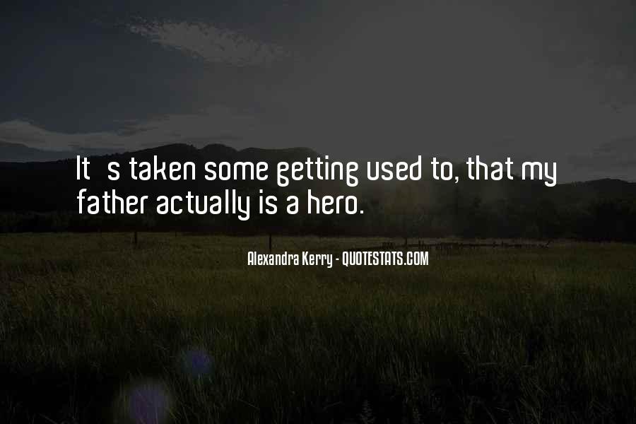 Alexandra Kerry Quotes #462140