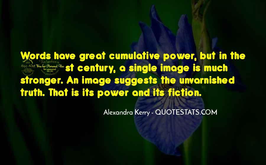 Alexandra Kerry Quotes #93195