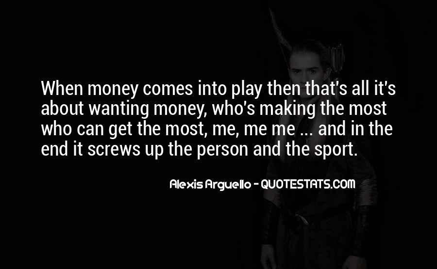 Alexis Arguello Quotes #1128114