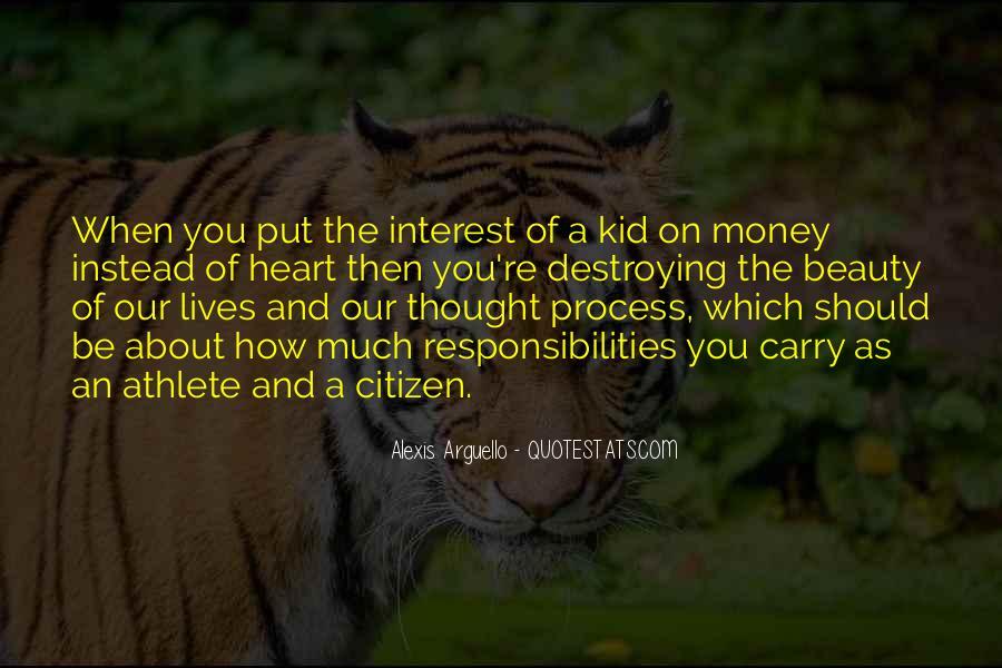 Alexis Arguello Quotes #243081