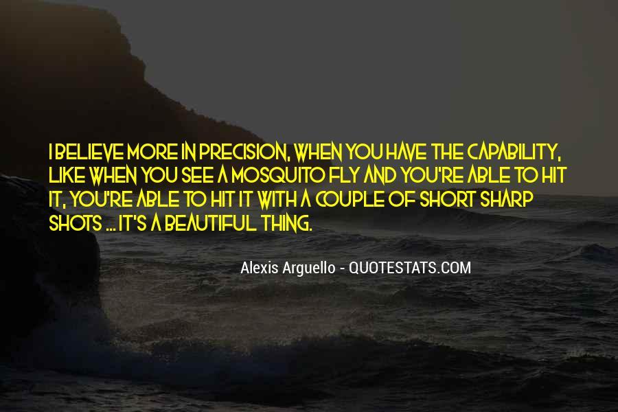 Alexis Arguello Quotes #390383