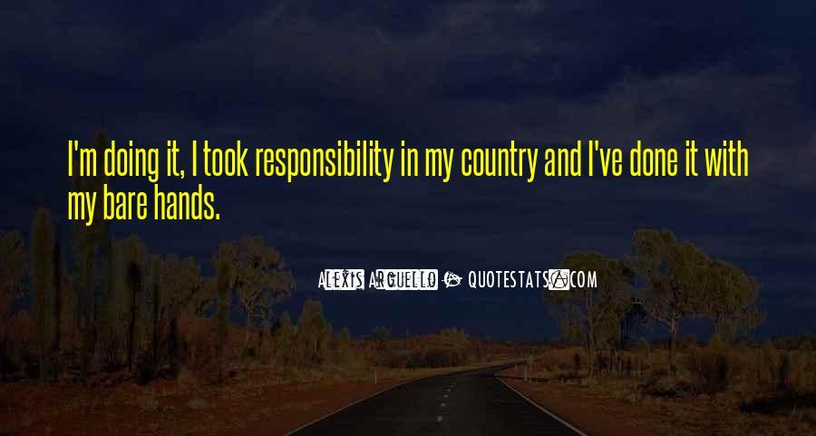 Alexis Arguello Quotes #797867