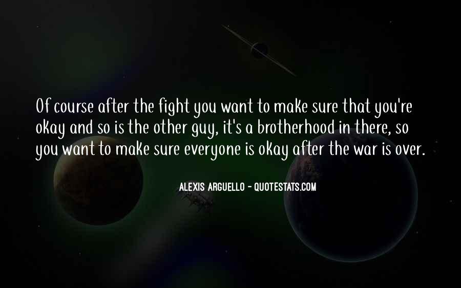 Alexis Arguello Quotes #923270