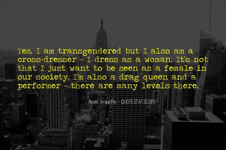 Alexis Arquette Quotes #66396