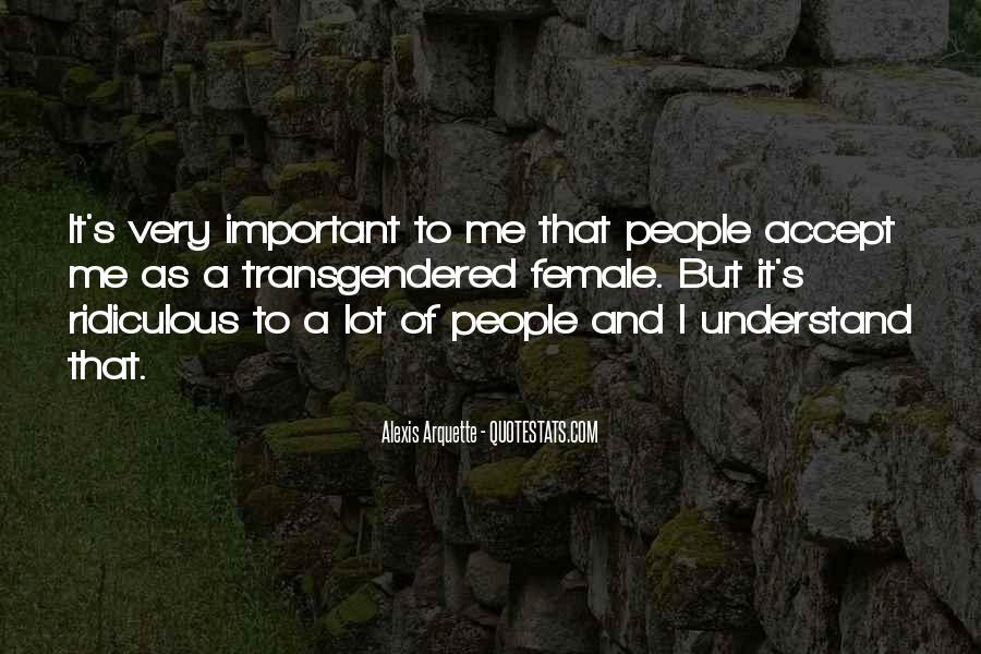 Alexis Arquette Quotes #785353