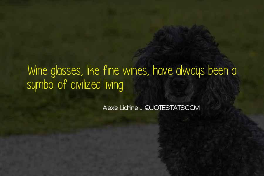 Alexis Lichine Quotes #1185967