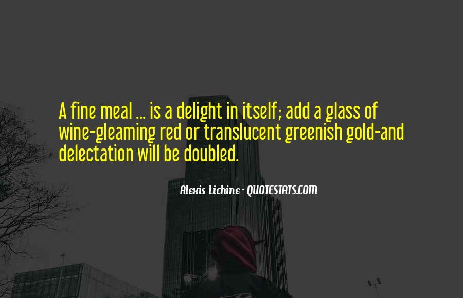 Alexis Lichine Quotes #500877