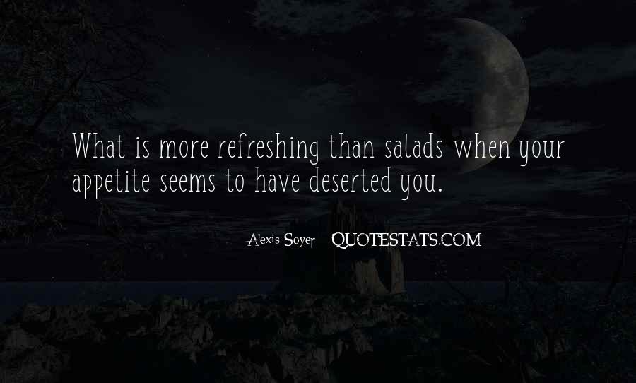 Alexis Soyer Quotes #1016639