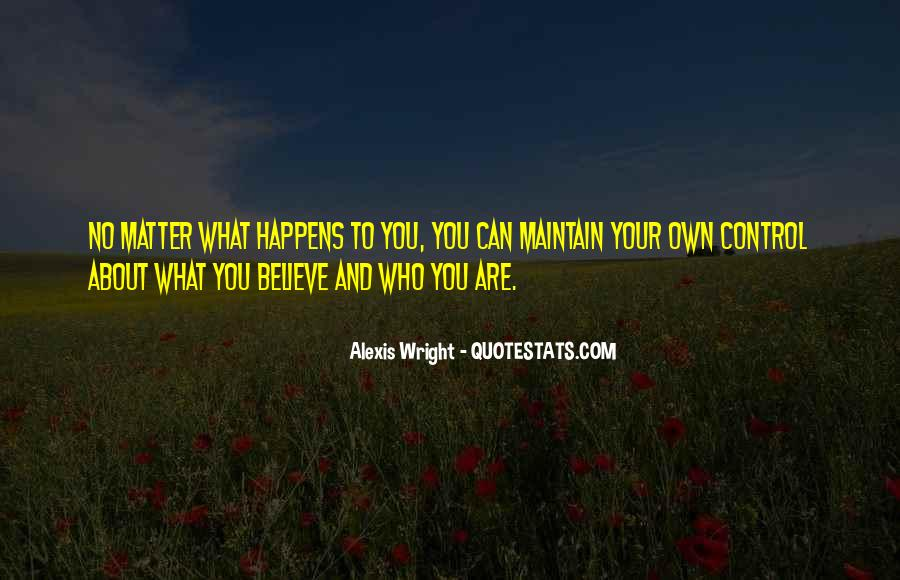 Alexis Wright Quotes #1187073
