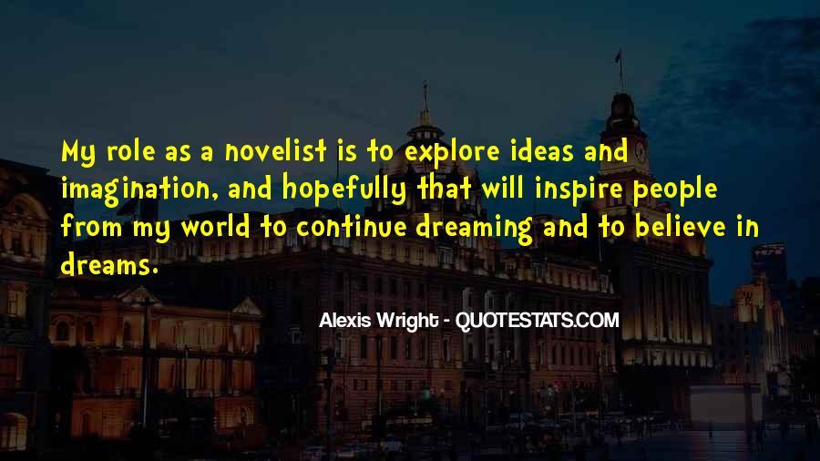 Alexis Wright Quotes #1233935