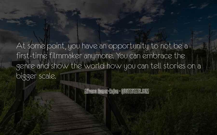 Alfonso Gomez-Rejon Quotes #1028248