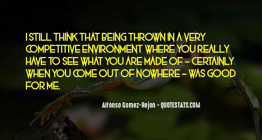 Alfonso Gomez-Rejon Quotes #1062651