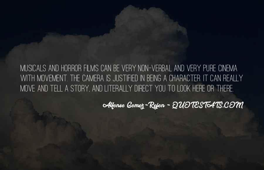 Alfonso Gomez-Rejon Quotes #1163350