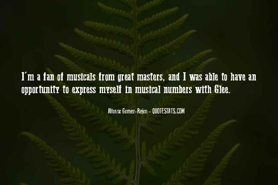 Alfonso Gomez-Rejon Quotes #1255230