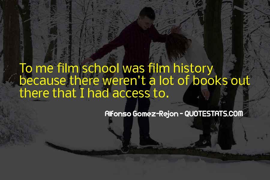 Alfonso Gomez-Rejon Quotes #1309019
