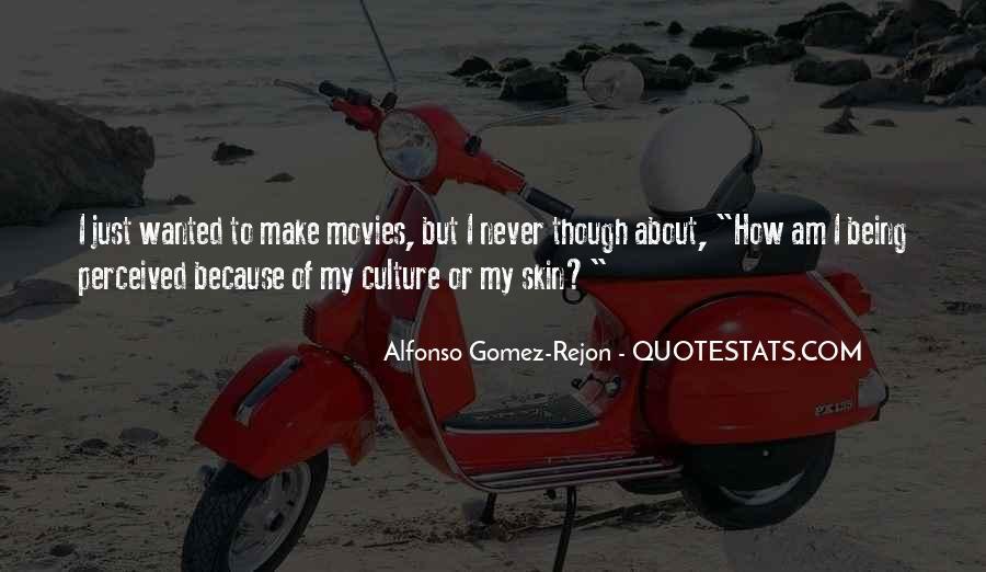 Alfonso Gomez-Rejon Quotes #1439220