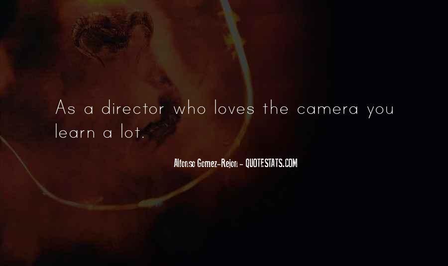 Alfonso Gomez-Rejon Quotes #1692678