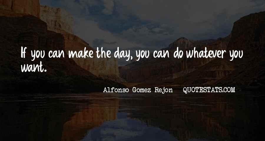 Alfonso Gomez-Rejon Quotes #260320