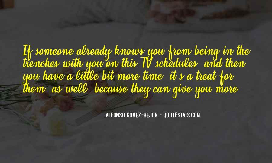 Alfonso Gomez-Rejon Quotes #769103