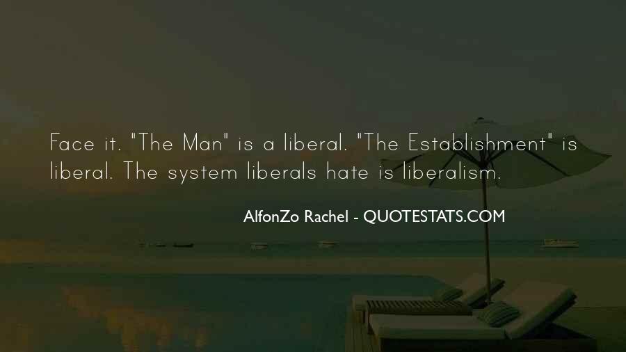 AlfonZo Rachel Quotes #1581699