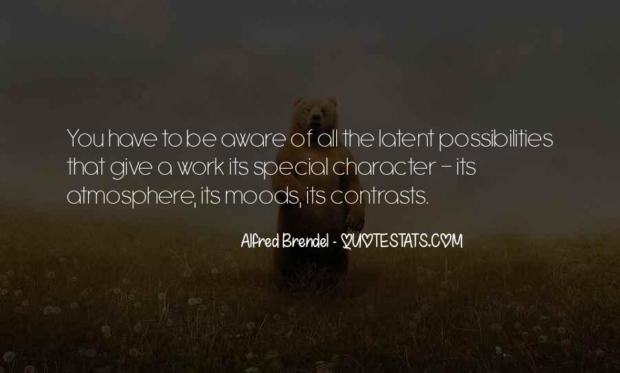 Alfred Brendel Quotes #130420