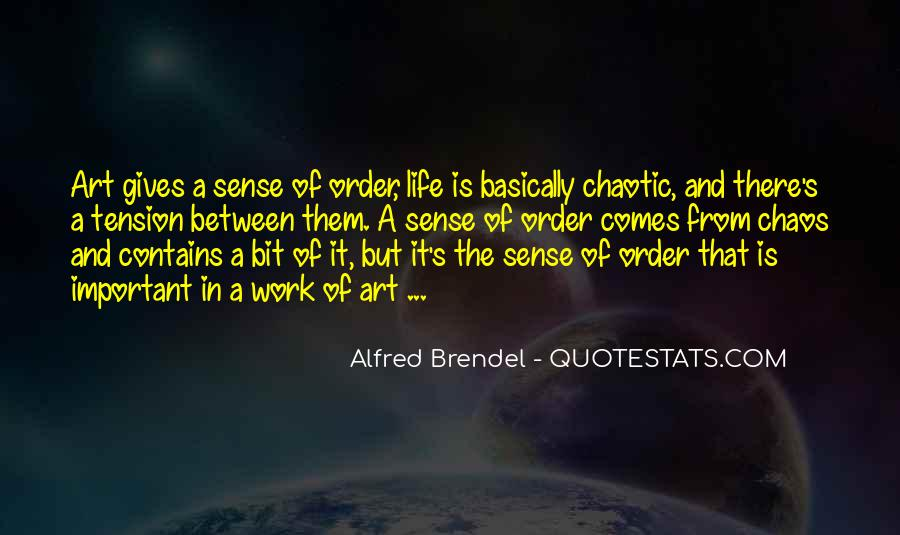 Alfred Brendel Quotes #1482563