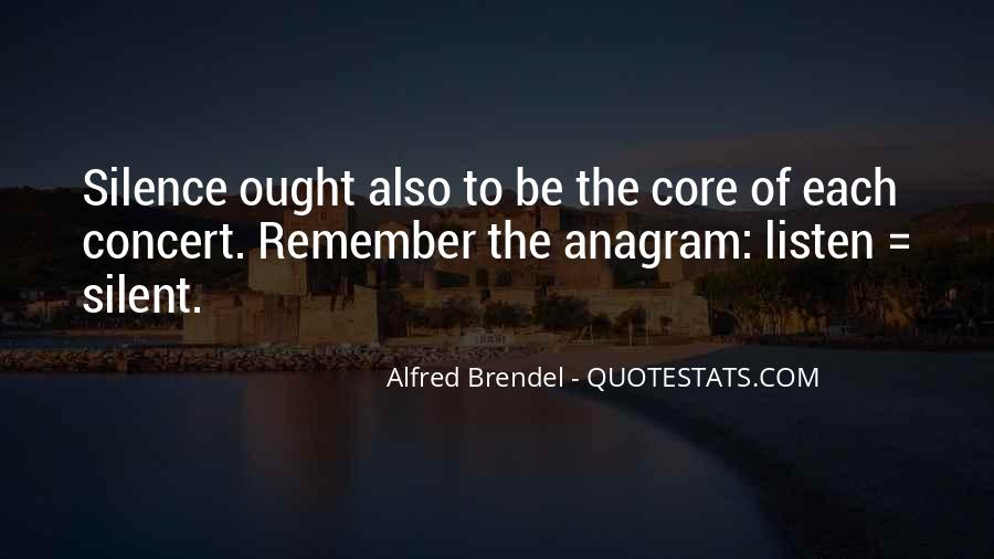 Alfred Brendel Quotes #348602