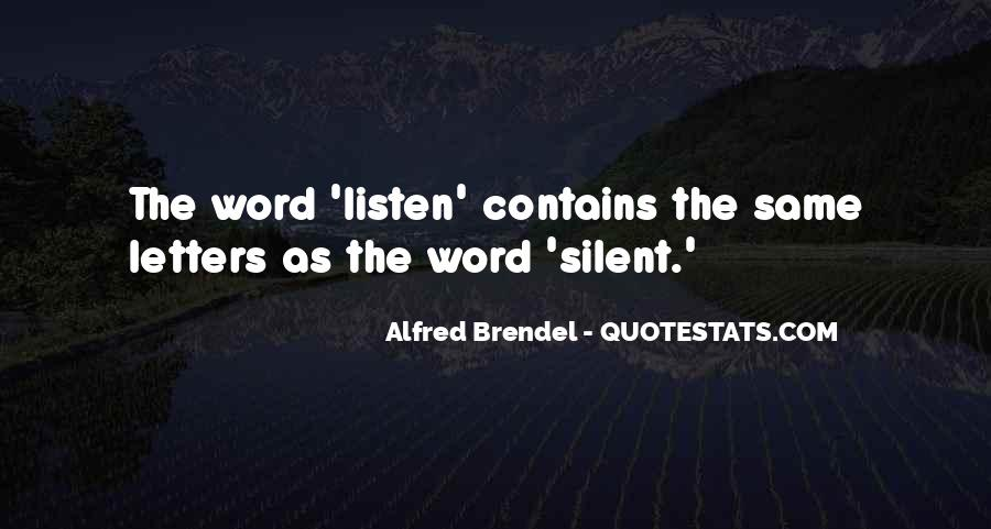 Alfred Brendel Quotes #883092
