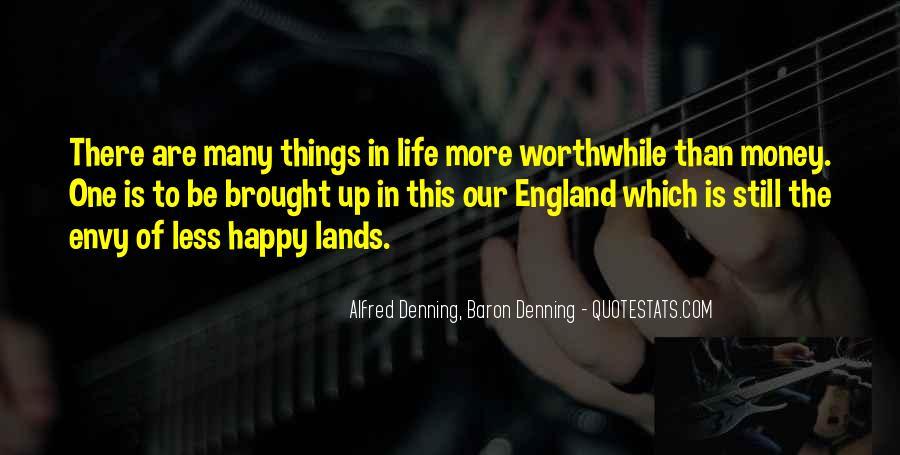 Alfred Denning, Baron Denning Quotes #1142828