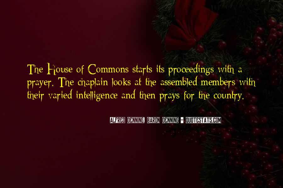 Alfred Denning, Baron Denning Quotes #1536380